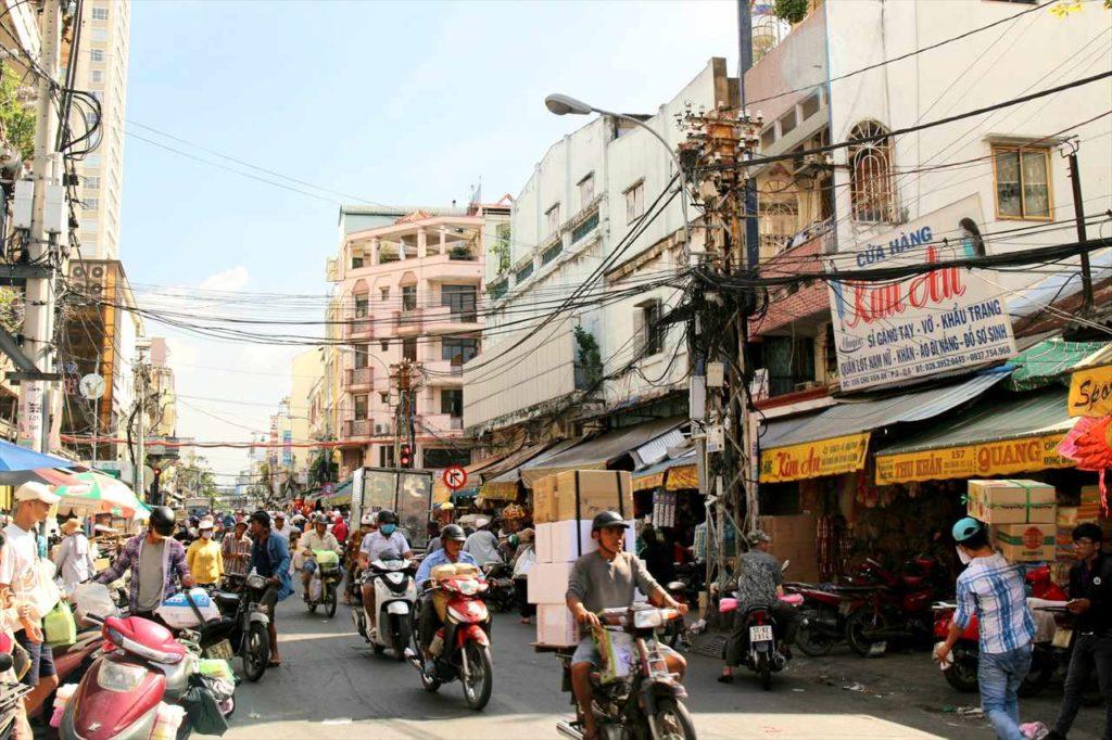 ホーチミンのホテルエリア⑤:ベトナム最大の中華街へ行く人におすすめ「チョロン/5区」