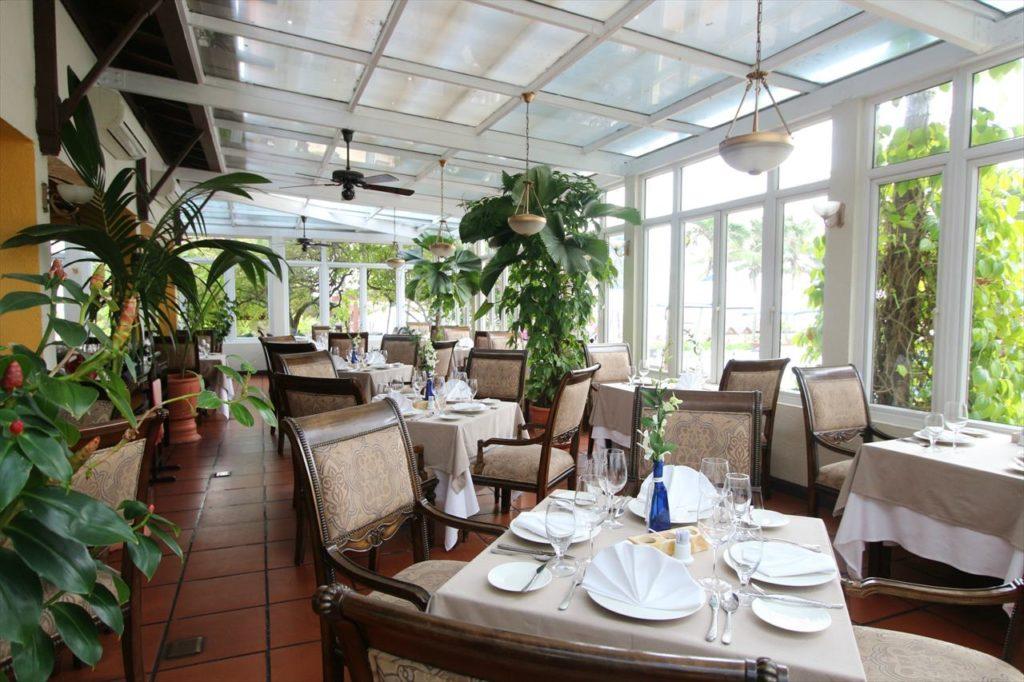 フラマリゾートのレストラン