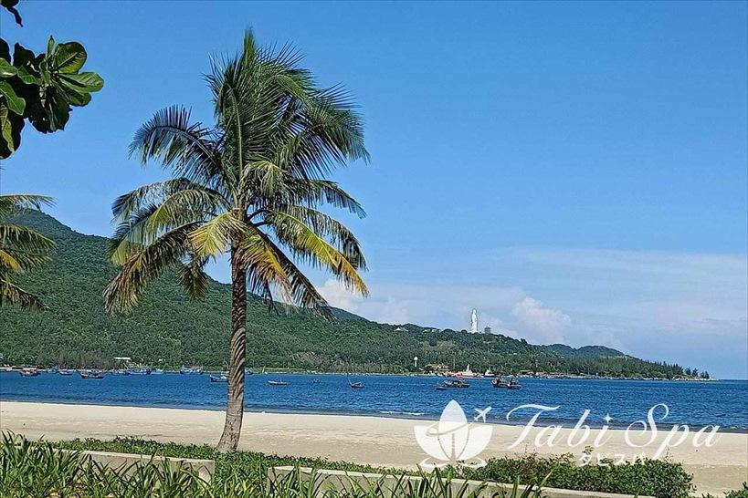 のどかな海と地元民の憩いの海「ソンチャ半島周辺」