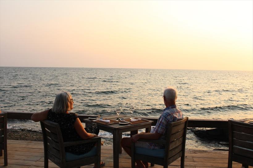 10.ベトナムで最も美しいサンセットの風景はフーコック島にあり