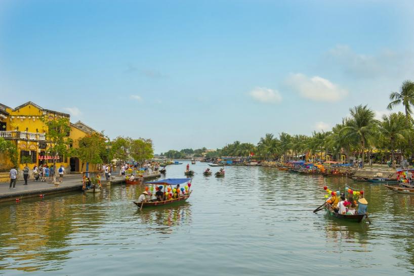 かつてベトナム最大の貿易都市だった世界遺産「ホイアン旧市街」