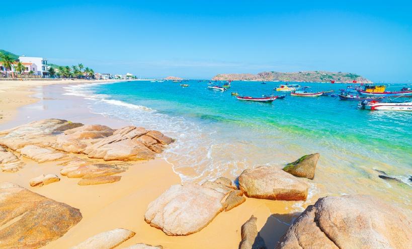 海と田舎が共存!ベトナム中部のプチリゾート地「クイニョン」もおすすめ!