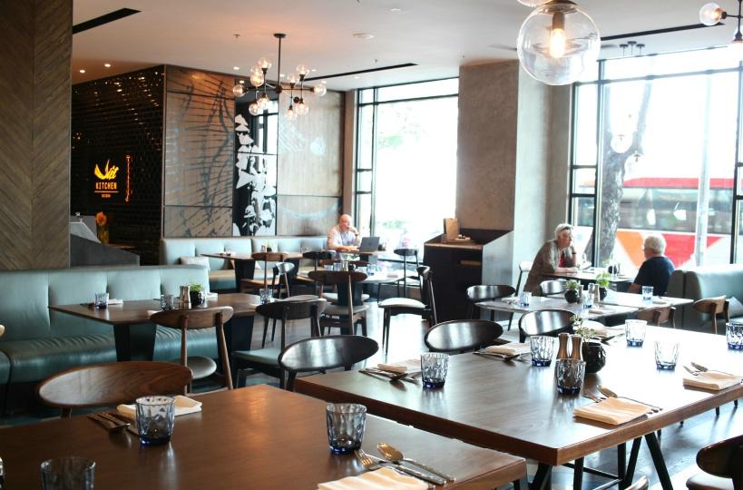ルネッサンスリバーサイドホテルは朝食が有名!
