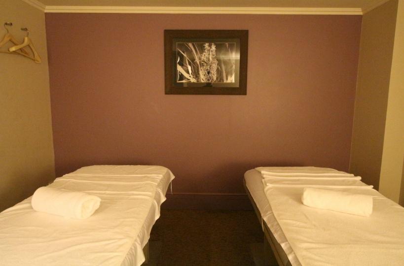 5つ星ホテルで贅沢なひとときを「ルネッサンススパ」