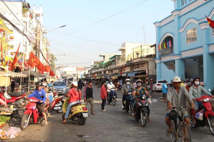 ベトナム南部チャウドックまでの行き方・アクセス