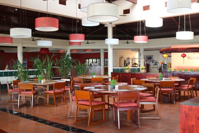 ヌイサンロッジのカフェ&レストランが超素敵!