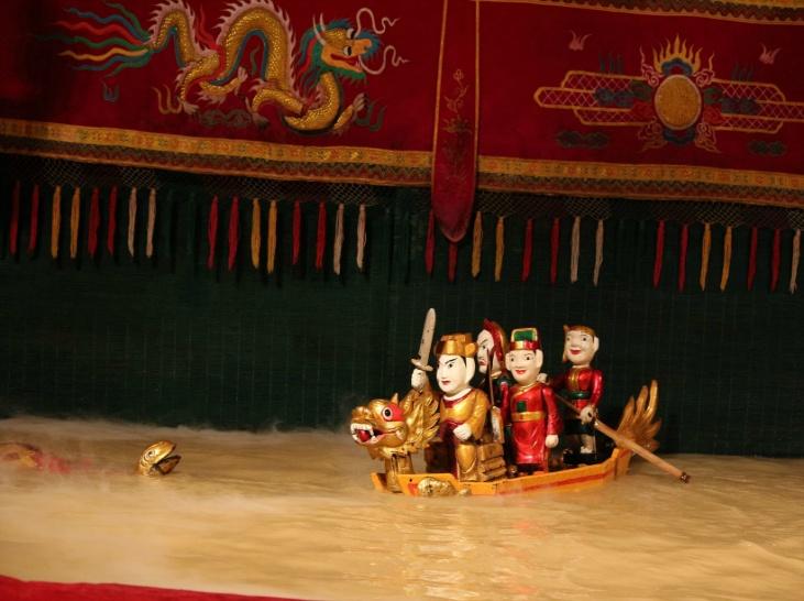 演目:レロイ王と亀