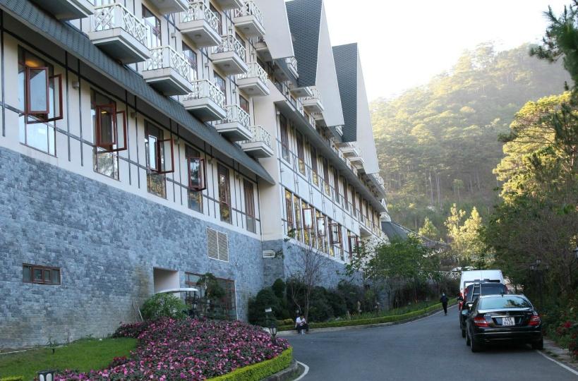 スイスベルリゾートホテルを散歩しよう