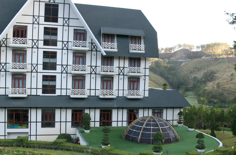 ダラットで美しい時間を。「スイスベルリゾート」ホテルへ行こう