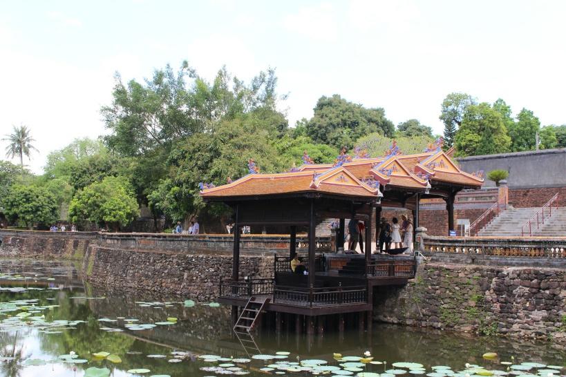トゥドゥック帝廟の風景