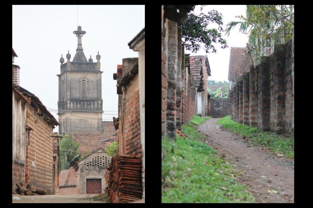 10:00 ベトナム指定文化遺産「ドゥンラム村」を散策しよう